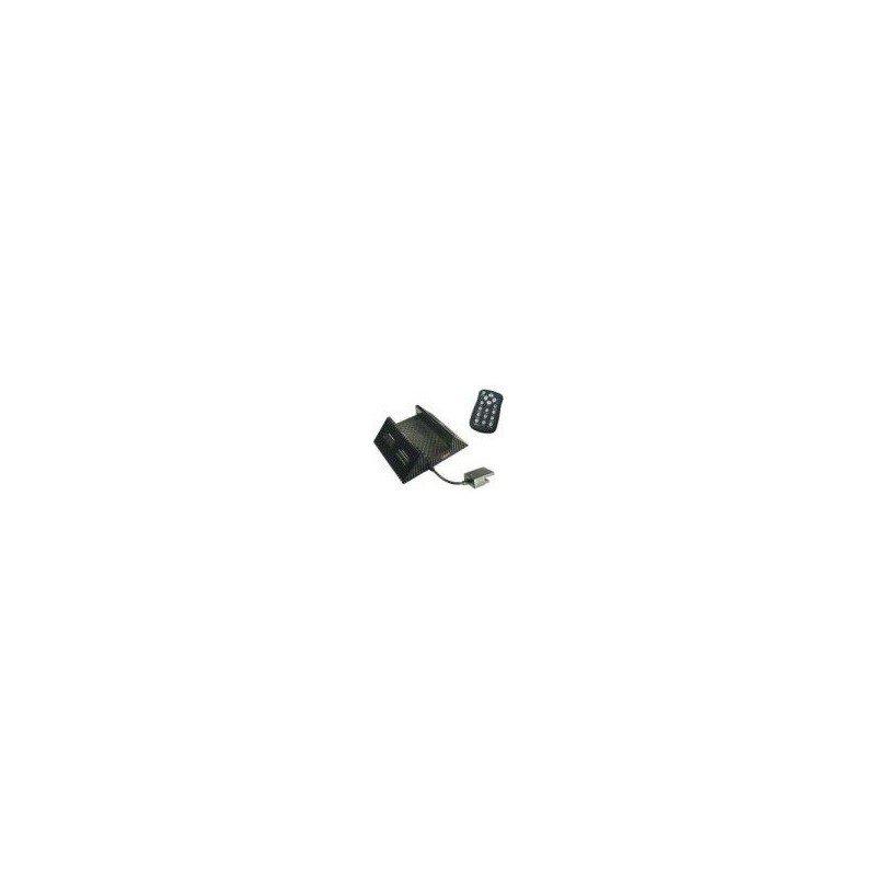 Multitap 3 en 1 PS2 (negro)