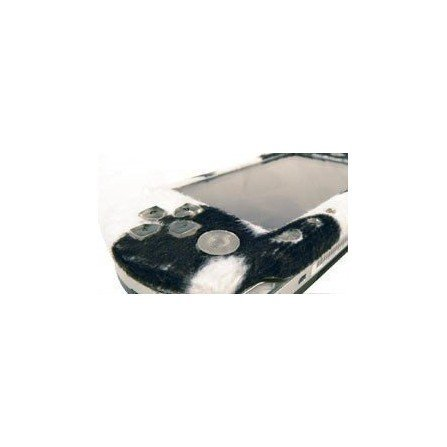 Carcasa superior PSP 1000 Piel de Vaca