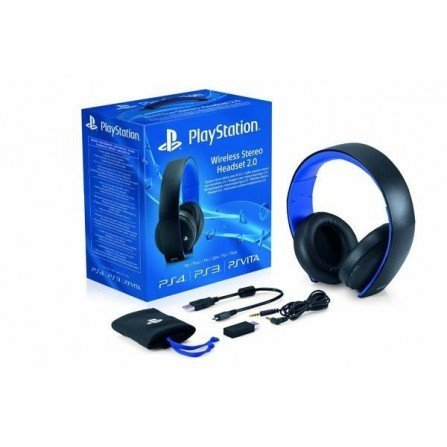 Sony Wireless Stereo Headset 2.0 PS3-PS4-PSVITA