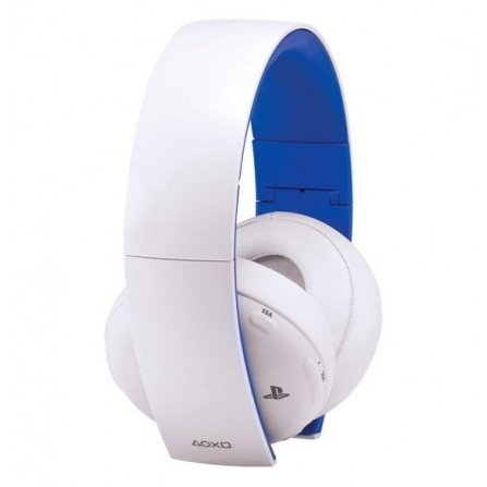 Sony Wireless Stereo Headset 2.0 PS3-PS4-PSVITA BLANCO