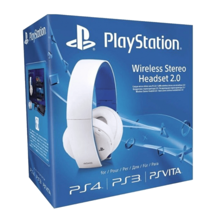 Sony Wireless Stereo Headset 2.0 PS3-PS4-PSVITA NEGRO