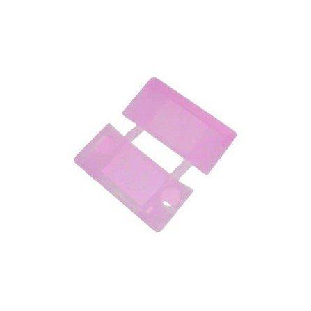 Protector silicona antigolpes NDS Lite - Rosa -