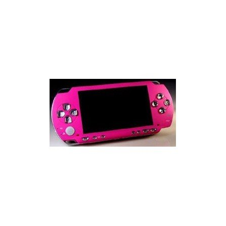 Carcasa superior PSP 1000 + Botones ^^ Rosa ^^