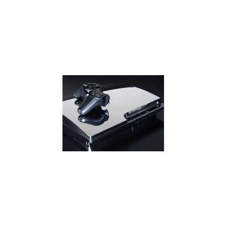 Carcasa completa Cyberchrome ( PlayStation 3 Slim )