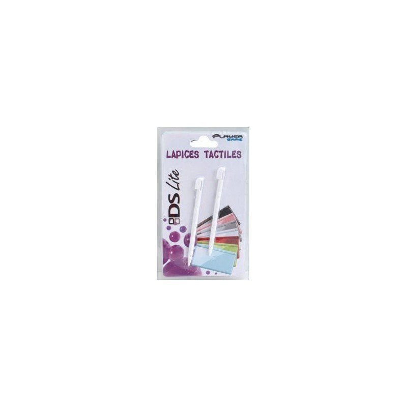 Lapices DSlite Blanco  - Pack 2 unidades -