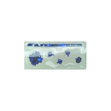 Kit Botones PSP 1000 ( Azul electrico )