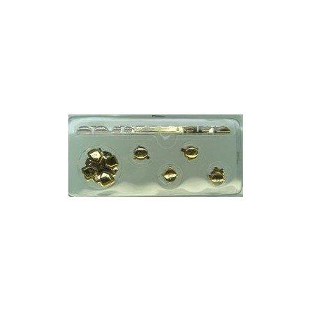 Kit Botones PSP 1000 ( Dorados )