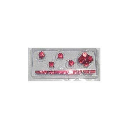 Kit Botones PSP 1000 ( Rojo )