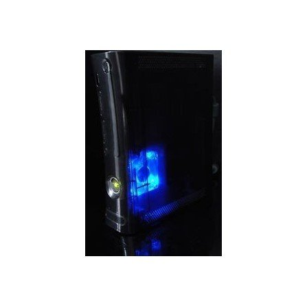 Ventilador Add On XCM XBOX360 -AZUL-