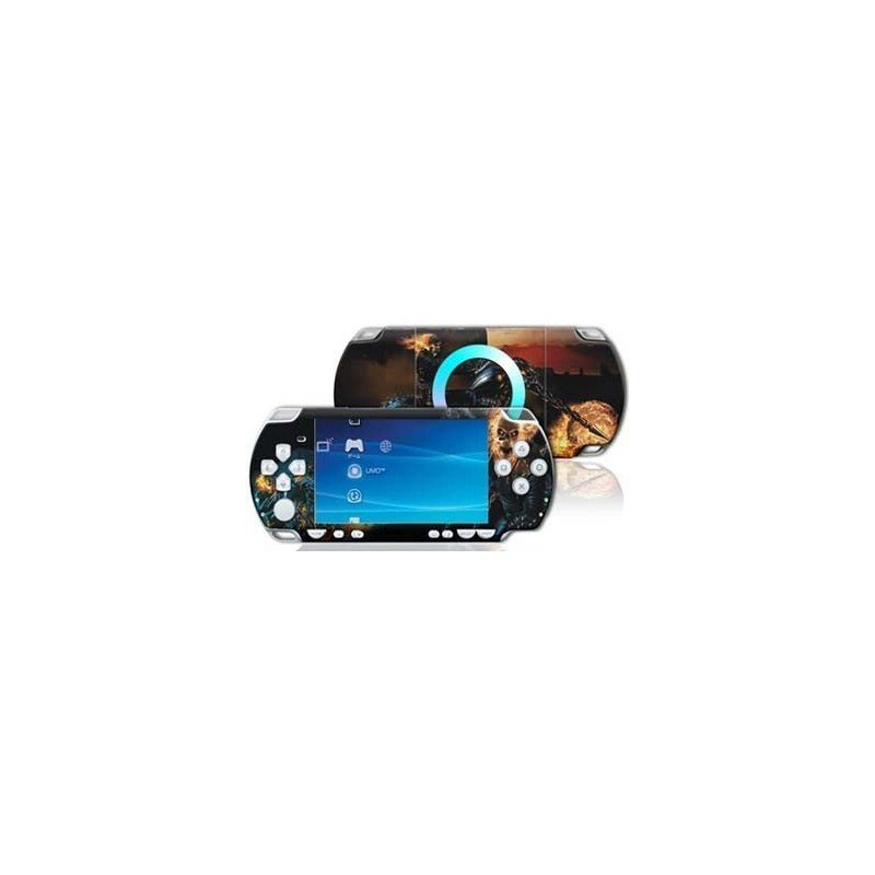 Gosth Rider Skin PSP 2000/3000