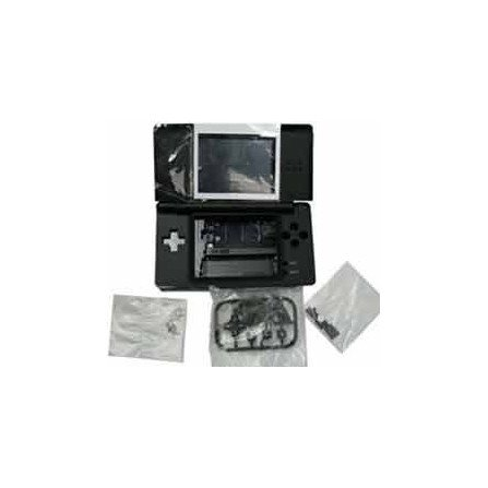 Carcasa DSlite PlayerGame  - Negra -