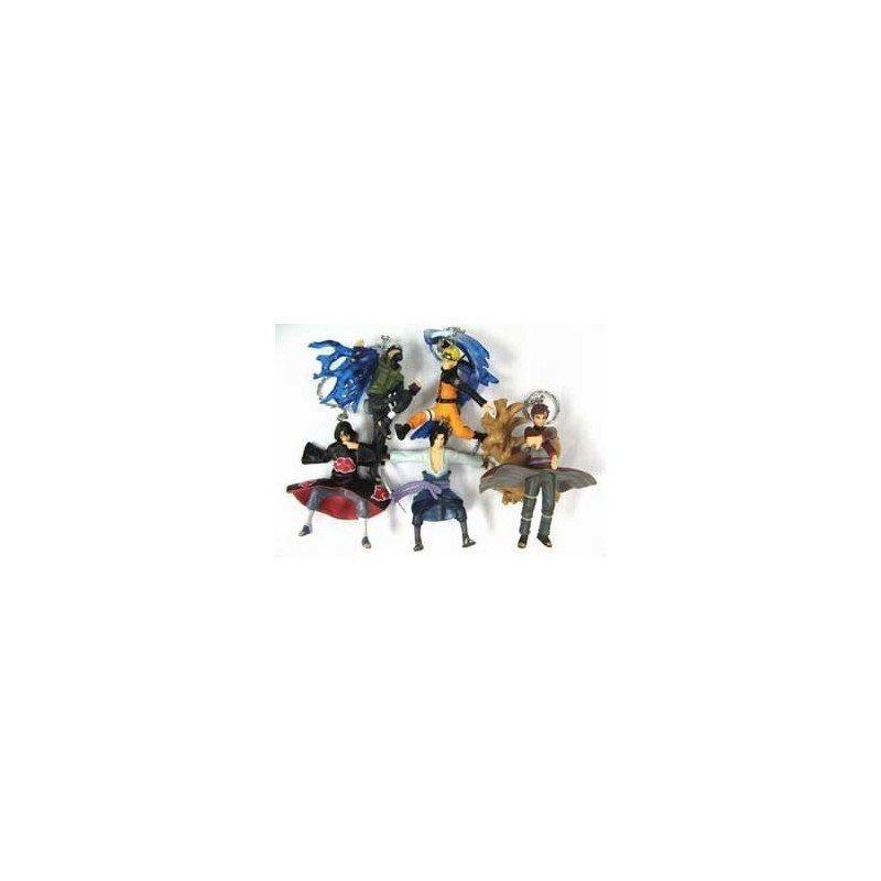 Llaveros Naruto (Pack 5 unidades)
