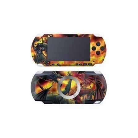 Dragon Wars skin PSP
