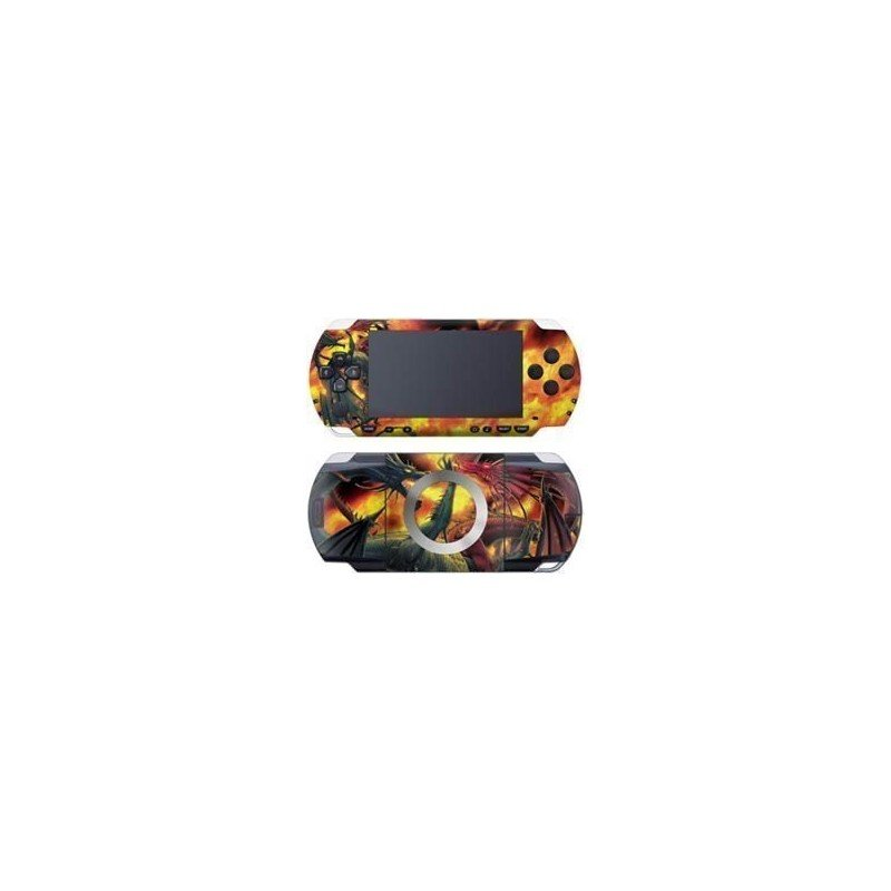Dragon Wars skin PSP
