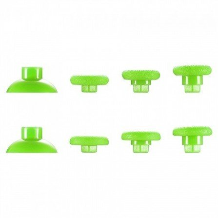 Kit Joysticks intercambiables PS4 / XBONE VERDE