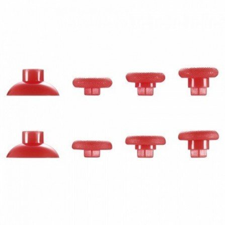 Kit Joysticks intercambiables PS4 / XBONE ROJO