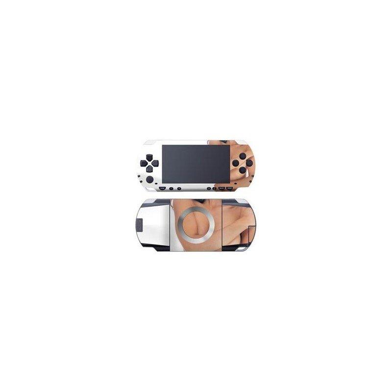 Sexy Girl skin PSP