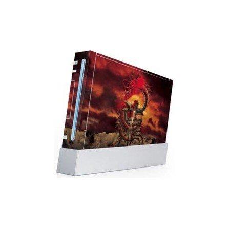 Dragon Rojo skin Wii