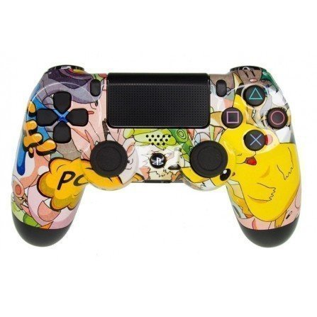 Mando DualShock 4 TOP POKEMON MODz