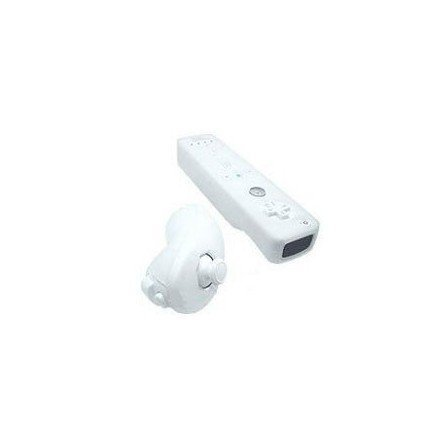 Protectores Silicona para mandos Wii *Blanco*