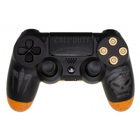 Mando DualShock 4 FULL Call Of Duty LED MODz