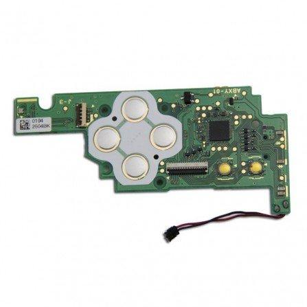 Placa de encendido y bateria NEW 3DS
