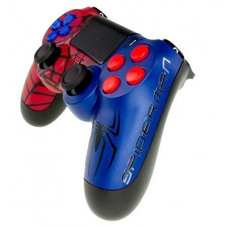 Mando DualShock 4 FULL Spiderman MODz