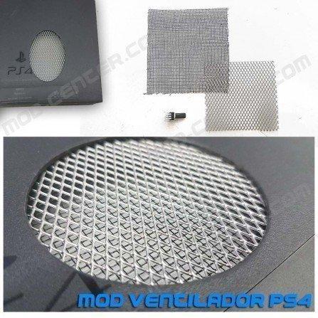 KIT Refrigeración ventilador MOD PS4