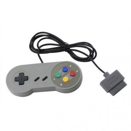 Mando clasico Super Nintendo SNES