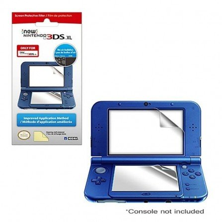 Protector pantalla Nintendo NEW 3DS XL -ALTA CALIDAD-