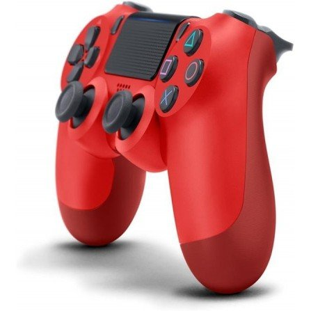 Mando DualShock 4 V.2 PS4 MAGMA RED