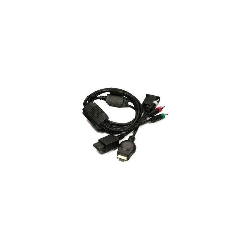 Cable VGA PlayStation3 / Wii (conecta la consola al monitor PC)