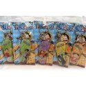 Pack Llaveros Chancla ONE PIECE (12 Unidades)