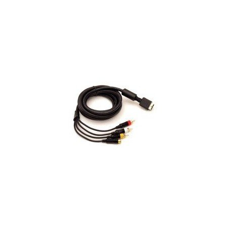 Cable S-Video + AV PS3