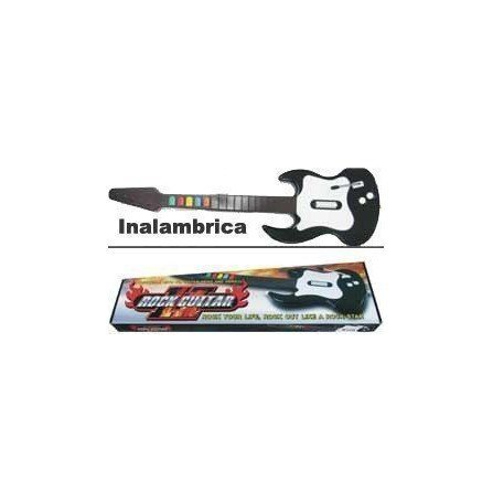 Rock Guitar II - Inalambrica -