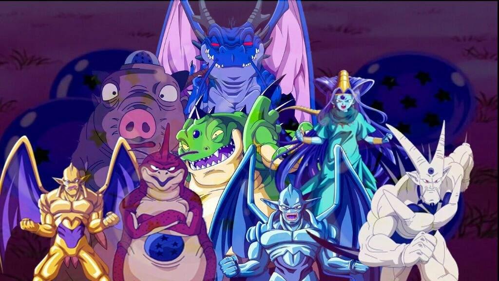 dragones bolas azules dbz