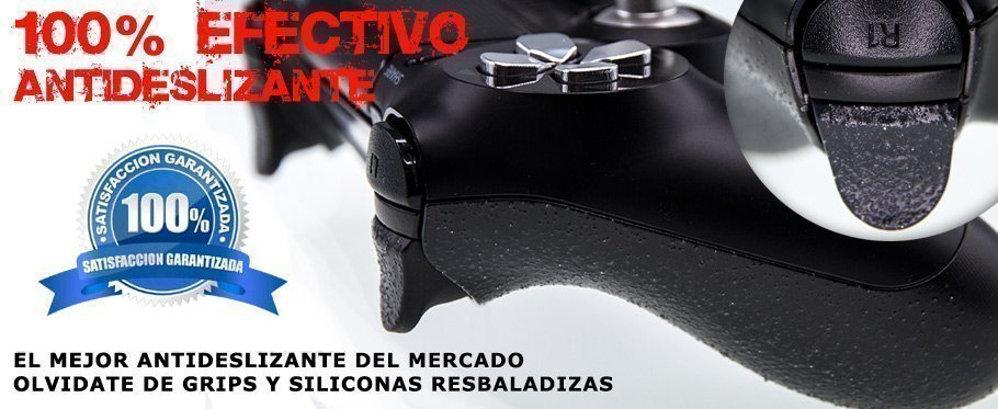 grip antideslizante mando ps4