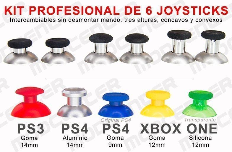 joysticks para mando ps4