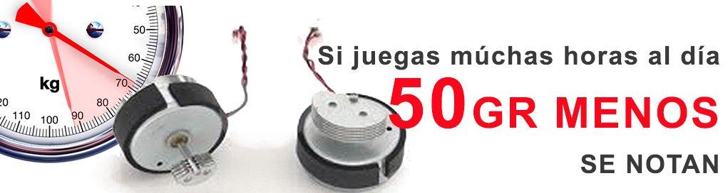 VIBRADORES MANDO PS4 SCUF