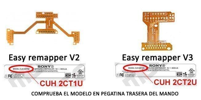 comprar flex easy remaper mando ps4