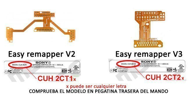 easy remapper para mando ps4 comprar