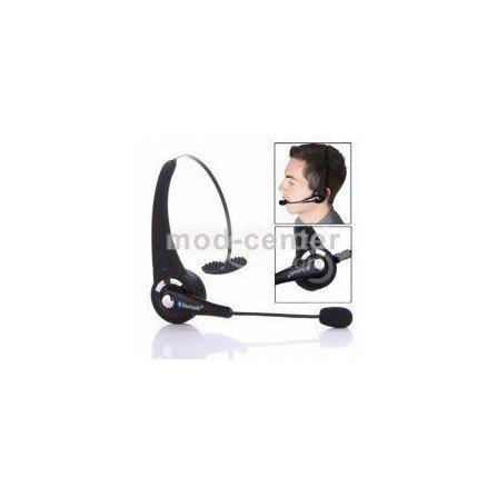 Auricular + Microfono Bluetooth PS3/PS4 ( incluye cargador 220v )