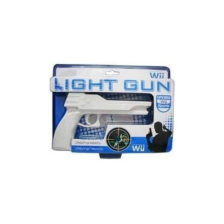 Pistola Light gun Wii