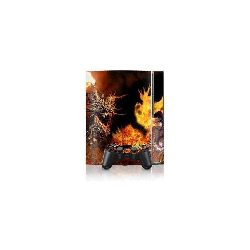 Dragon de Fuego skin PS3