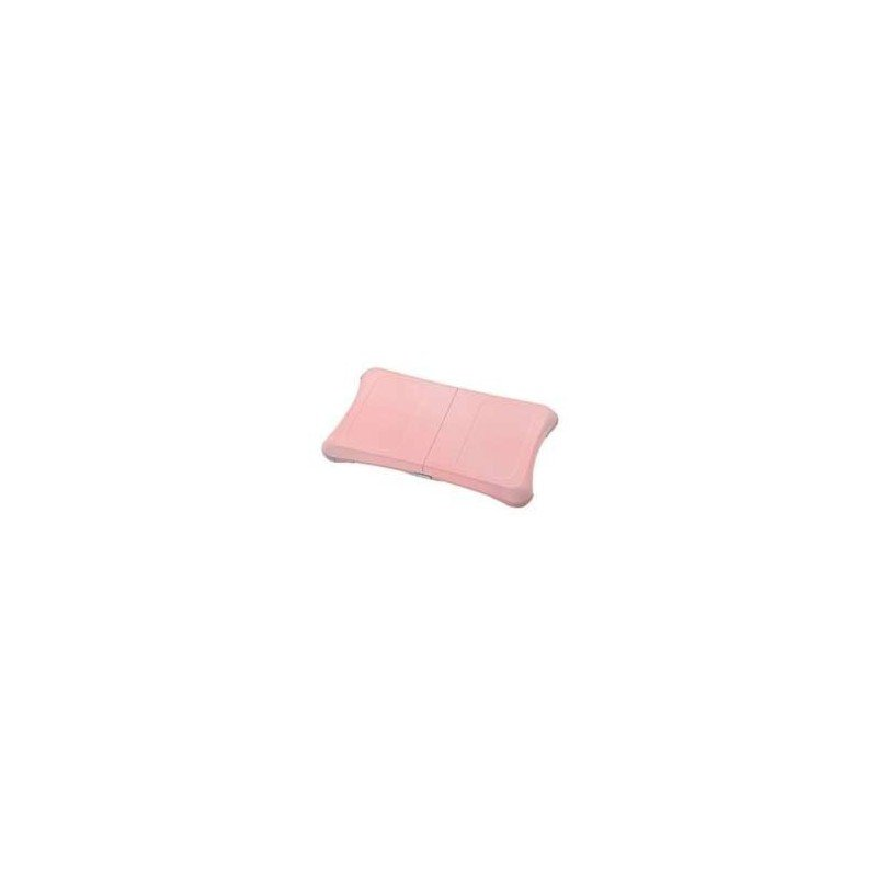 Protector silicona antideslizante Wii Fit (ROSA)