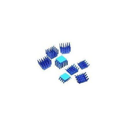 Disipadores aluminio ( Kit 8 unidades )