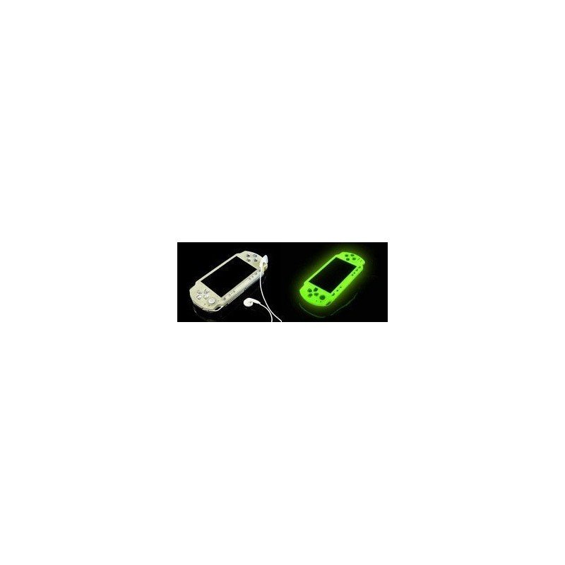 Carcasa superior FLUORESCENTE PSP 2000 - Blanco -