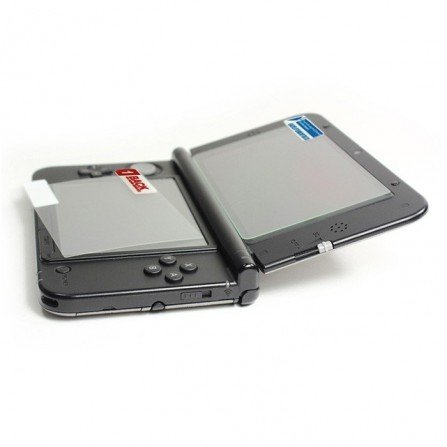 Protector pantalla CRISTAL TEMPLADO NEW 3DS XL
