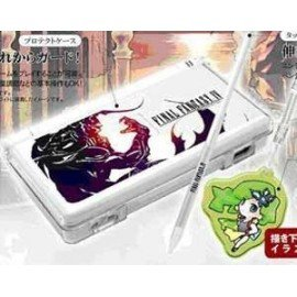 Pack accesorios Final Fantasy NDS lite