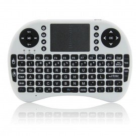 Teclado multimedia + TouchPad - INALAMBRICO